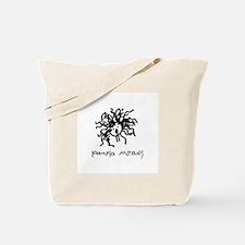 Pamela Means • self-portrait logo Tote Bag