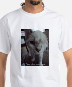 Support disabled cats-I didn't choose Shirt