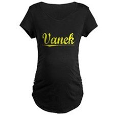 Vanek, Yellow T-Shirt
