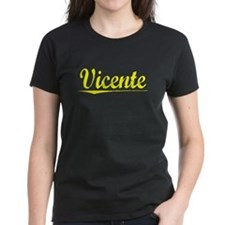 Vicente, Yellow Tee