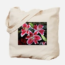 Lilly Explosion Tote Bag