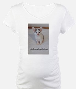 Support abandoned animals-I didn't choose Maternit