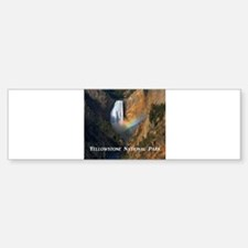 Yellowstone National Park Bumper Bumper Sticker