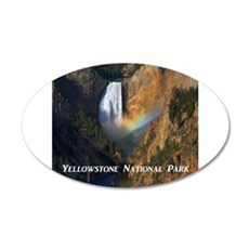 Yellowstone National Park Wall Decal