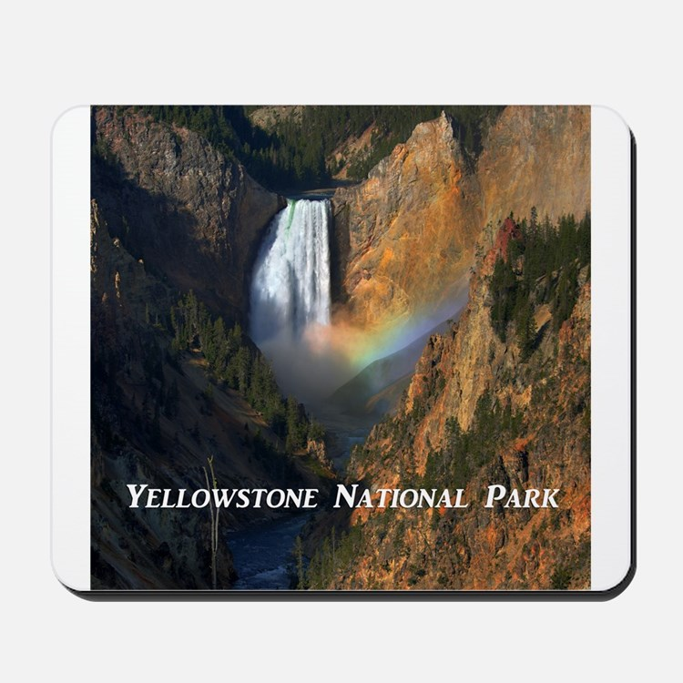 Yellowstone National Park Mousepad
