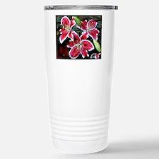 Lilly Explosion Travel Mug
