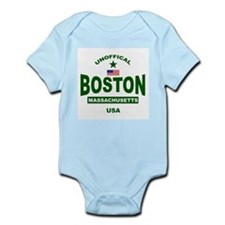 Boston Infant Creeper