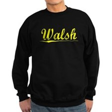 Walsh, Yellow Jumper Sweater