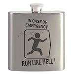 Run like hell Flask