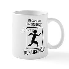 Run like hell Mug