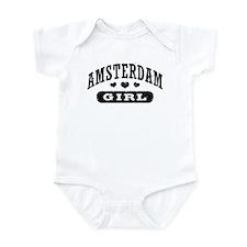 Amsterdam Girl Infant Bodysuit