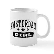 Amsterdam Girl Mug