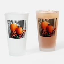 Autumn Daze Drinking Glass