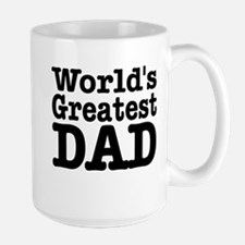 Worlds Greatest Dad Mugs