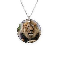 LION MALE Necklace