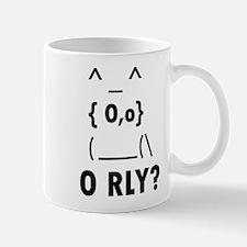 O rly Mug