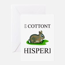 COTTONTAIL75316 Greeting Cards