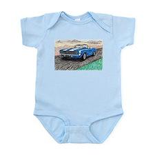 The Classic 1969' Camaro SS 396' Infant Bodysuit