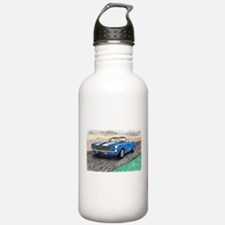 The Classic 1969' Camaro SS 396' Water Bottle