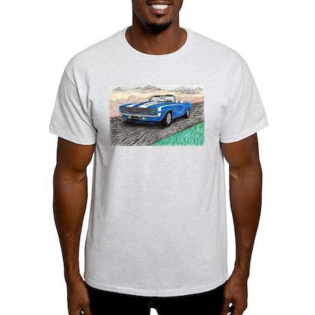 The Classic 1969' Camaro SS 396' Light T-Shirt