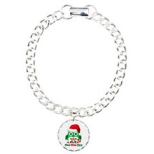 Christmas Owl Hoo Hoo Hoo Bracelet