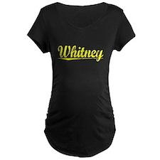Whitney, Yellow T-Shirt