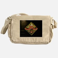 Naughty Nellie Messenger Bag