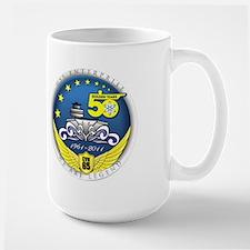 USS Enterprise At 50! Mug