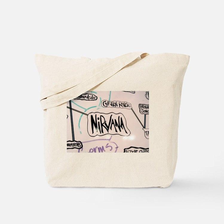 Nirvana Tote Bag