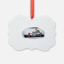 Alder Ornament