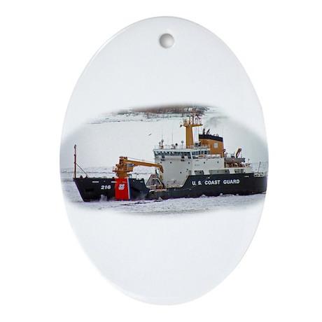 Alder Ornament (Oval)