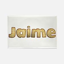 Jaime Toasted Rectangle Magnet
