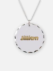 Jillian Toasted Necklace