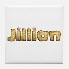 Jillian Toasted Tile Coaster