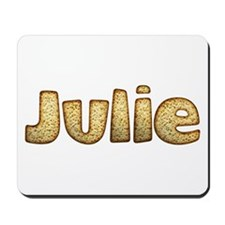 Julie Toasted Mousepad