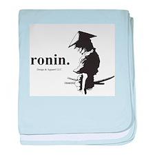 Ronin baby blanket
