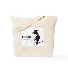 Ronin Tote Bag