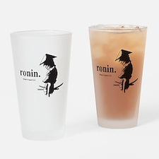 Ronin Drinking Glass