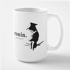 Ronin Large Mug
