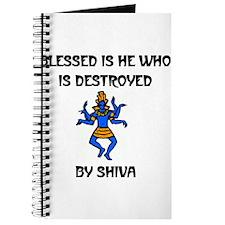 BLESSED SHIVA Journal