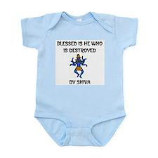 BLESSED SHIVA Infant Creeper