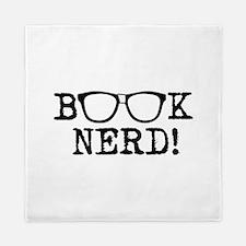 Book Nerd Queen Duvet