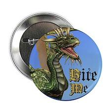 Bite Me Dragon Button