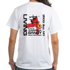 Hurricane Sandy Lineman Shirt