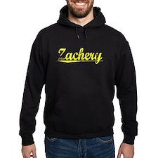 Zachery, Yellow Hoodie