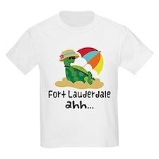 Fort Lauderdale Turtle T-Shirt