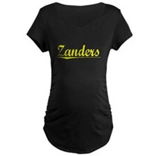 Zanders, Yellow T-Shirt