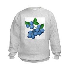 Blueberries Sweatshirt