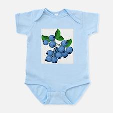 Blueberries Infant Creeper