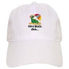 Vero Beach Turtle Baseball Cap